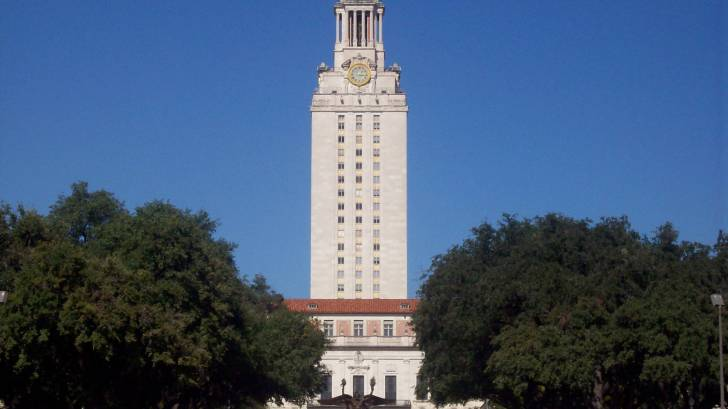 university of austin tower