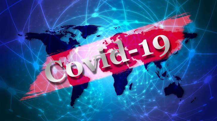 covid-19 over the world