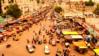 hyderabad city in INdia