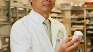 pharmacist in store