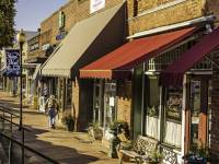 small town usa shops